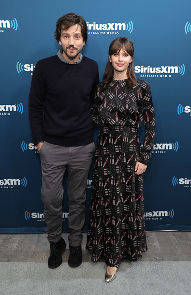 SIRIUS XM Radio「SiriusXM's Town Hall With The Cast Of 'Rogue One: A Star Wars Story'; Town Hall To Air On SiriusM's Entertainment Weekly Radio」:写真・画像(17)[壁紙.com]