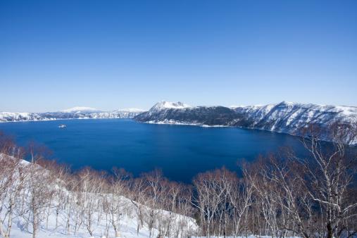 Hokkaido「Mashuko Lake.」:スマホ壁紙(16)