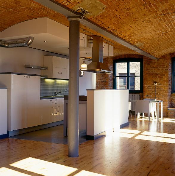 Open Plan「Apartment interior Chorlton Mill Manchester, United Kingdom」:写真・画像(14)[壁紙.com]