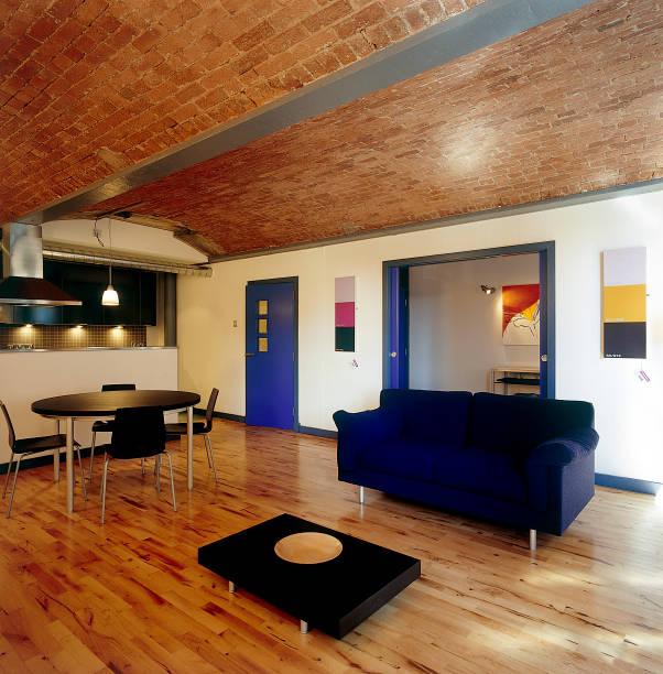 Apartment interior Chorlton Mill Manchester, United Kingdom:ニュース(壁紙.com)