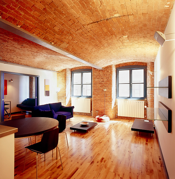 Open Plan「Apartment interior Chorlton Mill Manchester, United Kingdom」:写真・画像(18)[壁紙.com]