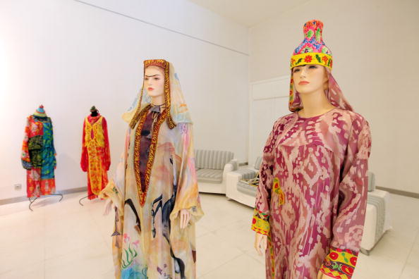 Uzbekistan「Style.UZ: Applied Arts, Design and Fashion Exhibition Held At Youth Creativity Palace」:写真・画像(0)[壁紙.com]