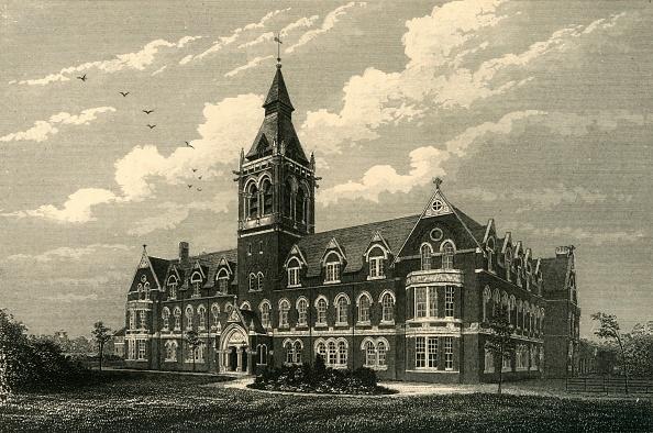 Gothic Style「Royal Victoria Patriotic Asylum For Girls」:写真・画像(6)[壁紙.com]