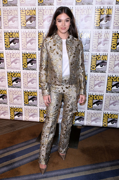 Comic con「'Bumblebee' Red Carpet at Comic-Con International 2018」:写真・画像(10)[壁紙.com]