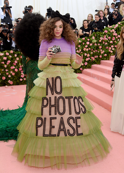 Celebration「The 2019 Met Gala Celebrating Camp: Notes on Fashion - Arrivals」:写真・画像(10)[壁紙.com]