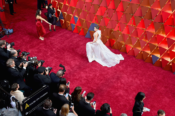 アカデミー賞「89th Annual Academy Awards - Red Carpet」:写真・画像(1)[壁紙.com]