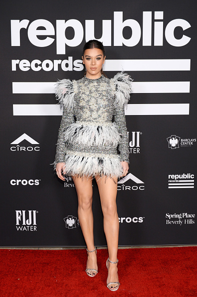 Feather「Republic Records Grammy After Party At Spring Place Beverly Hills - Arrivals」:写真・画像(10)[壁紙.com]