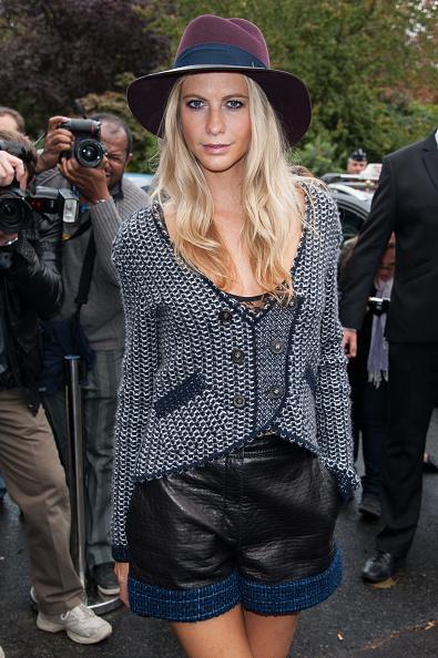 春「Chanel: Outside Arrivals - Paris Fashion Week Womenswear Spring / Summer 2013」:写真・画像(11)[壁紙.com]
