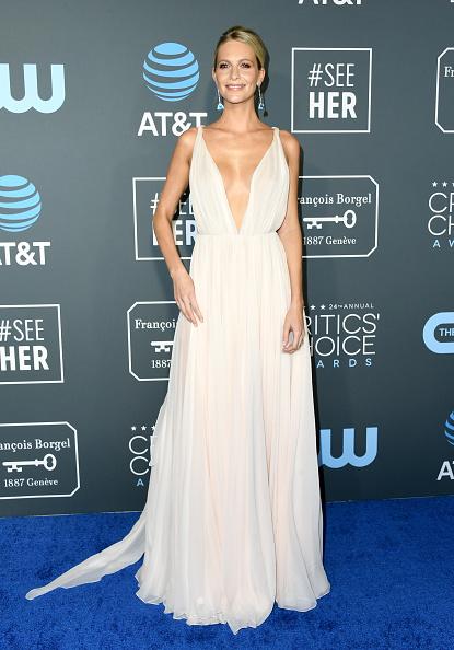 Cream Colored「The 24th Annual Critics' Choice Awards - Arrivals」:写真・画像(0)[壁紙.com]