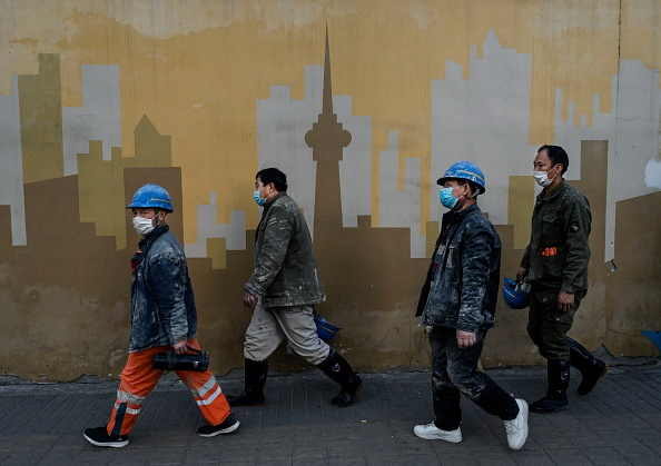 Occupation「China Works to Contain Spread of Coronavirus」:写真・画像(11)[壁紙.com]