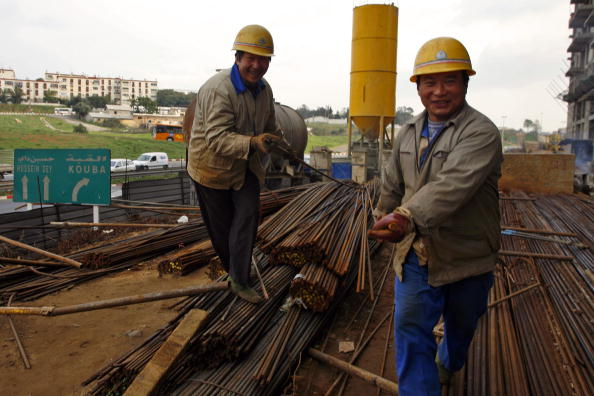 Construction Industry「Life In The Algerian Capital」:写真・画像(14)[壁紙.com]