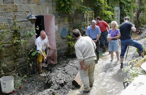 Insurance「North Cornwall Hit By Freak Floods」:写真・画像(14)[壁紙.com]