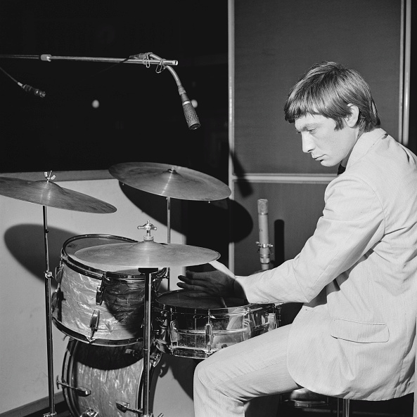 Musical instrument「Charlie Watts」:写真・画像(8)[壁紙.com]
