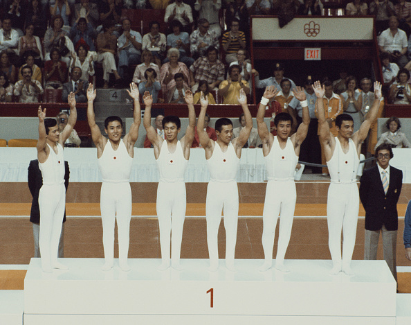 Gymnastics「XXI Olympic Summer Games」:写真・画像(8)[壁紙.com]