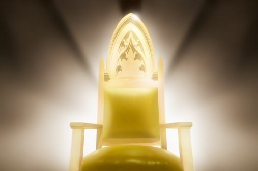 Spirituality「A golden throne」:スマホ壁紙(6)