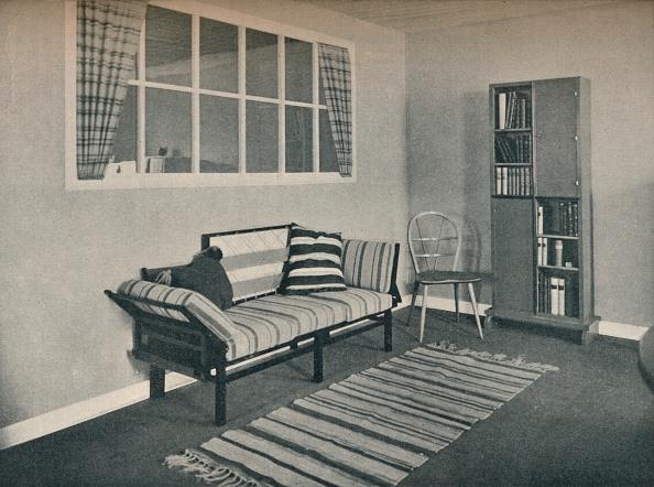 Living Room「Corner of living room designed by Prof Karl Pullich」:写真・画像(14)[壁紙.com]