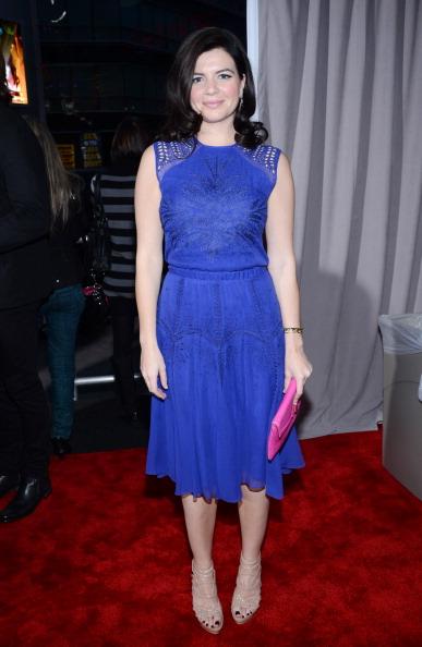 Cap Sleeve「39th Annual People's Choice Awards - Red Carpet」:写真・画像(10)[壁紙.com]