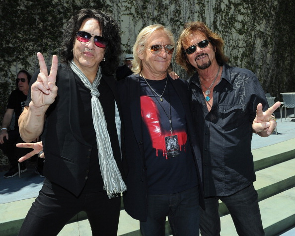 Gregg Rolie「John Varvatos And Ringo Starr Press Conference」:写真・画像(12)[壁紙.com]