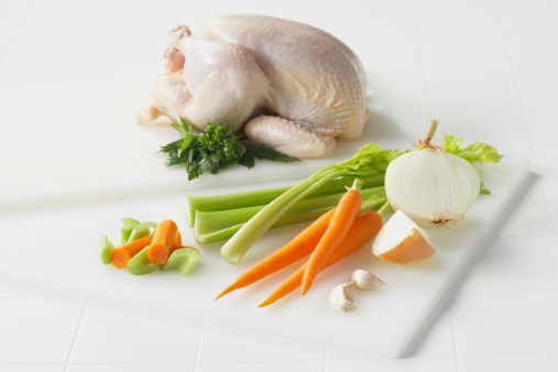 Carrot「Chicken stock ingredients」:スマホ壁紙(3)