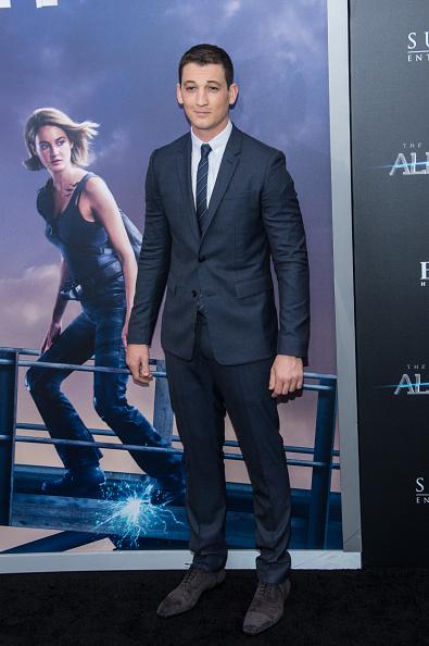 ポプリン「'Allegiant' New York Premiere - Outside Arrivals」:写真・画像(0)[壁紙.com]