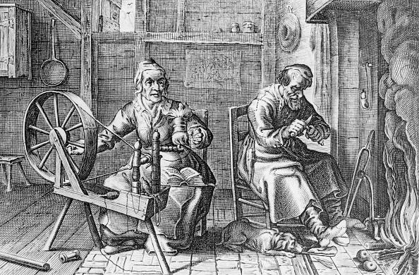 17th Century「Domestic Bliss」:写真・画像(3)[壁紙.com]