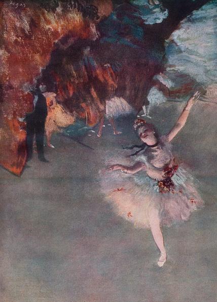 Edgar Degas「'The Star (L'Etoile)', 1878.  Artist: Edgar Degas.」:写真・画像(9)[壁紙.com]