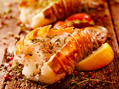 Tail「Lobster Tails Seasoned for the Grill」:スマホ壁紙(19)