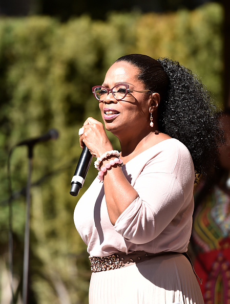 "Oprah Winfrey「Oprah Winfrey's Gospel Brunch Celebrating Her New Book ""Wisdom Of Sundays""」:写真・画像(12)[壁紙.com]"