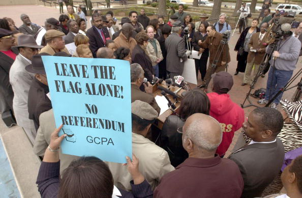 Black Civil Rights「Civil Rights Leaders Discuss Referendum To Repeal The Present State Flag」:写真・画像(12)[壁紙.com]