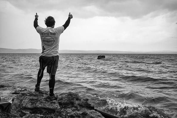 Tom Stoddart Archive「Refugees On Lesbos」:写真・画像(0)[壁紙.com]