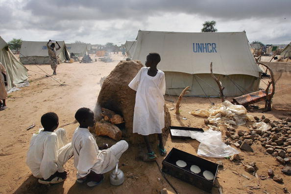 Displaced Persons Camp「Dafur Refugees Overwhelm Camps In Chad」:写真・画像(14)[壁紙.com]
