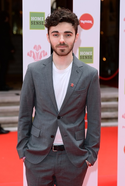 無精ヒゲ「The Prince's Trust, TKMaxx And Homesense Awards - Arrivals」:写真・画像(11)[壁紙.com]