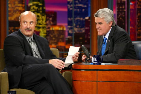 Burbank「The Tonight Show with Jay Leno-Dr. Phil McGraw」:写真・画像(19)[壁紙.com]