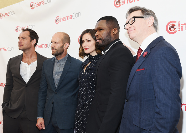50 Cent - Rapper「CinemaCon 2015 - 20th Century Fox Invites You To A Special Presentation Highlighting Its Future Release Schedule」:写真・画像(13)[壁紙.com]