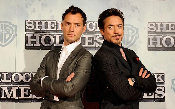 Movie「'Sherlock Holmes' Photocall in Madrid」:写真・画像(17)[壁紙.com]