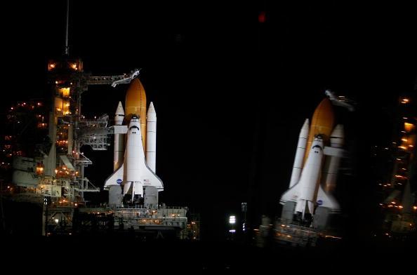 Hubble Space Telescope「NASA Prepares For Launch of Space Shuttle Atlantis」:写真・画像(8)[壁紙.com]