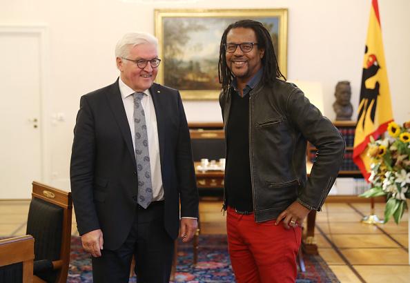 政治と行政「Colson Whitehead Meets President Steinmeier」:写真・画像(11)[壁紙.com]