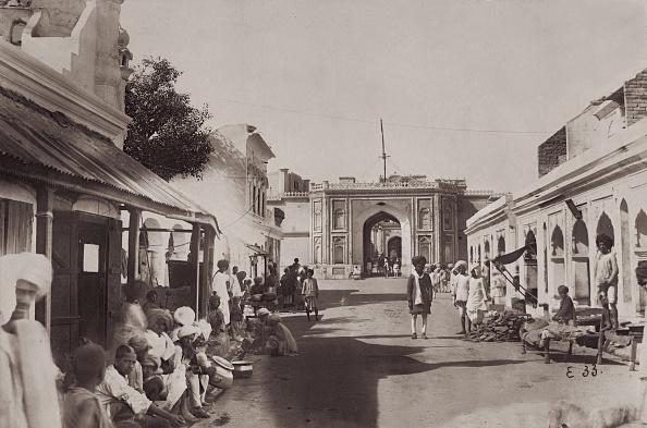 Indian Subcontinent Ethnicity「Street In Jaipur」:写真・画像(14)[壁紙.com]
