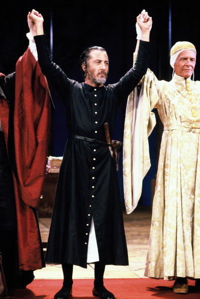 演劇「Dustin Hoffman As Shylock」:写真・画像(10)[壁紙.com]