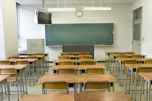 Board Eraser「Empty classroom」:スマホ壁紙(9)