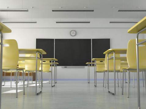 Learning「Empty Classroom」:スマホ壁紙(18)