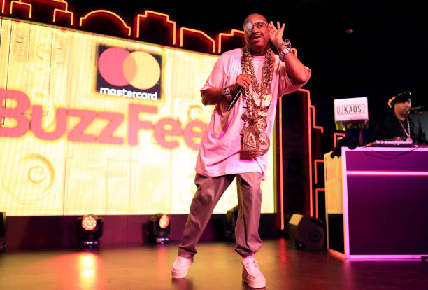 Incidental People「#TBT Night Presented By BuzzFeed and Mastercard with Slick Rick, EPMD, Big Daddy Kane, Biz Markie, and Ghostface Killah with Raekwon」:写真・画像(10)[壁紙.com]