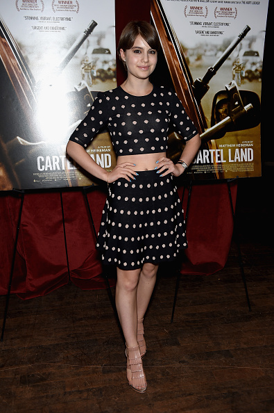 "Nude Colored「Seth Meyers With The Orchard And The Cinema Society Host A Special Screening Of ""Cartel Land"" - Arrivals」:写真・画像(18)[壁紙.com]"