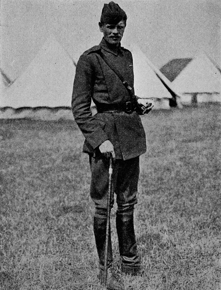 Basil「Lieutenant BH Barrington-Kennett, the first Adjutant of the RFC, 1912 (1933)...」:写真・画像(8)[壁紙.com]