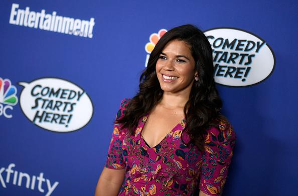 America Ferrera「NBC's Comedy Starts Here - Arrivals」:写真・画像(15)[壁紙.com]