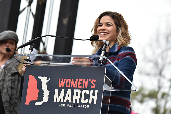 America Ferrera「Women's March On Washington」:写真・画像(16)[壁紙.com]