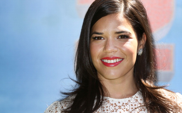 "America Ferrera「""How To Train Your Dragon 2"" In 3D - UK Gala Screening - Red Carpet Arrivals」:写真・画像(11)[壁紙.com]"