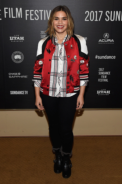 "America Ferrera「""GENTE-FIED"" Premiere - 2017 Sundance Film Festival」:写真・画像(17)[壁紙.com]"