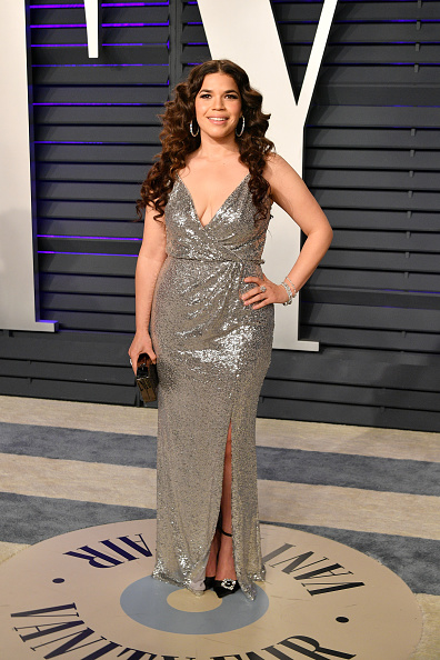 America Ferrera「2019 Vanity Fair Oscar Party Hosted By Radhika Jones - Arrivals」:写真・画像(8)[壁紙.com]