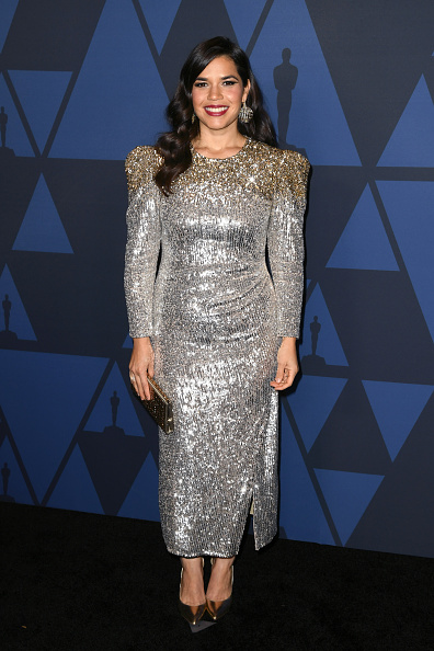 America Ferrera「Academy Of Motion Picture Arts And Sciences' 11th Annual Governors Awards - Arrivals」:写真・画像(14)[壁紙.com]